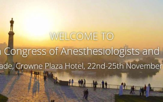 XIII Serbian Congress of Anesthesiologists and Intensivists